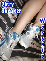 Dirty Sneakers & Foot Worship