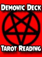 Demonic Tarot Reading