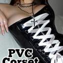 PVC Panties Photoset