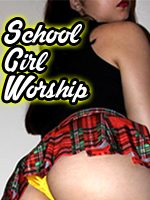 School Girl Worship Photoset