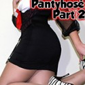 Secretary Pantyhose Pics Part 2